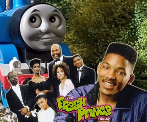 Thomas & The Fresh Prince