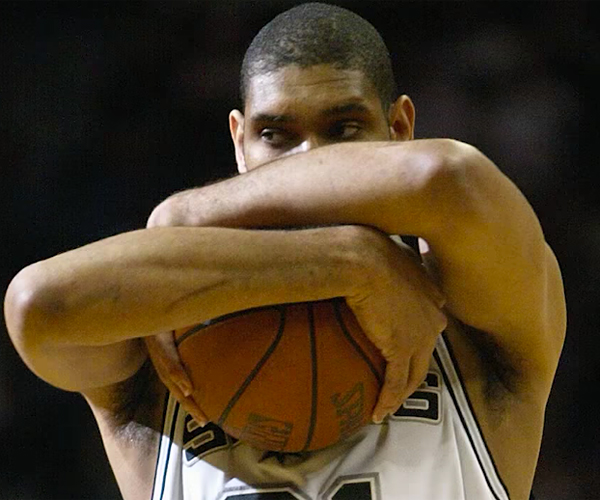Tim Duncan: Quiet Legend
