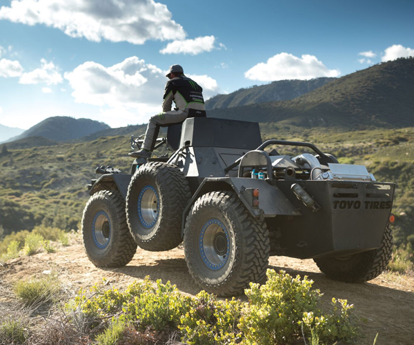 Toyo Ferret ATV