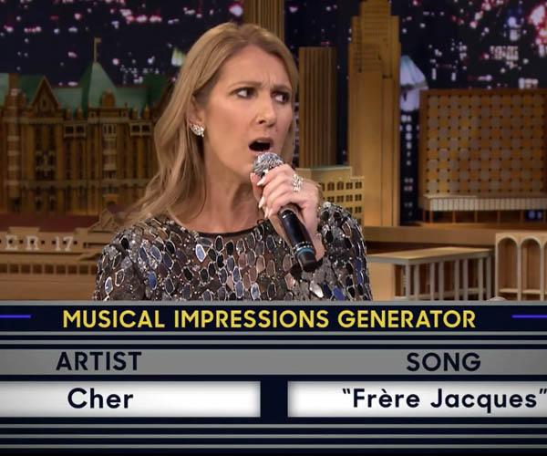 Musical Impressions: Céline Dion