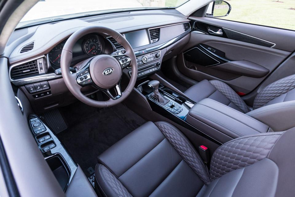 2017 Kia Cadenza SXL