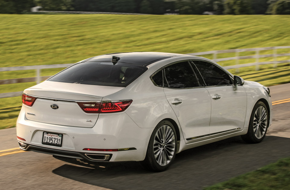 2017 Kia Cadenza SXL - The Awesomer