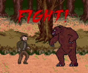 The Revenant: 8-Bit Edition