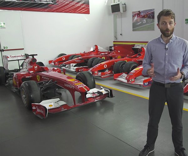A Peek Inside Ferrari Corse Clienti