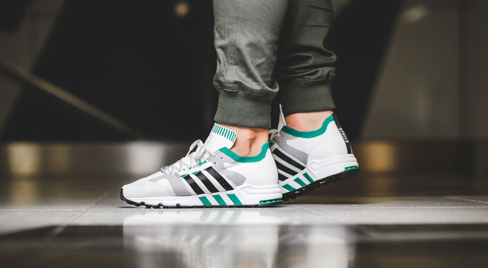 Adidas Adidas Eqt Running Support 93 Pdx Men Round Toe