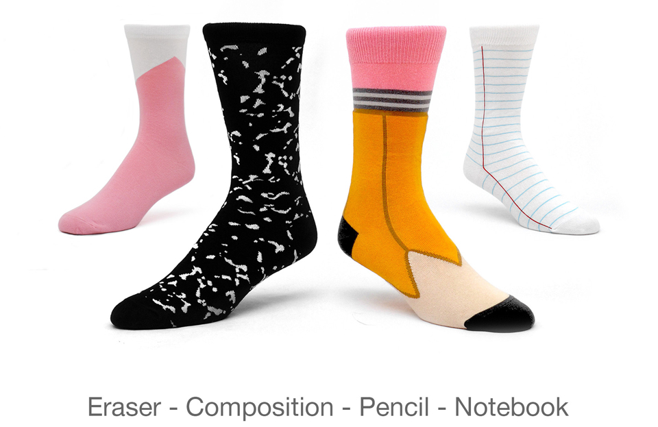 Ashi Dashi School Series Socks
