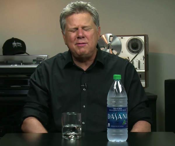 Blind Taste Test: Bottled Water