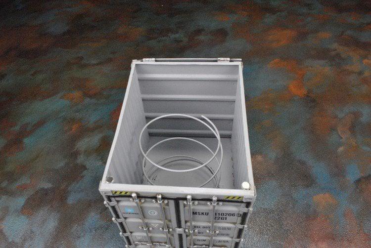 Cargo Container Tissue Box