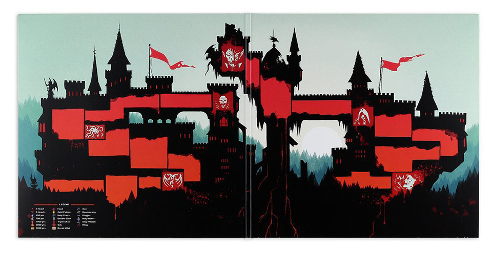 Castlevania ost lp the awesomer - Over the garden wall soundtrack vinyl ...