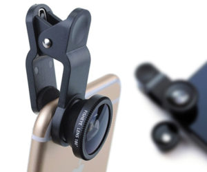 Deal: Clip-on Smartphone Lenses