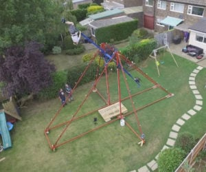 Colin Furze's Motorized 360º Swing