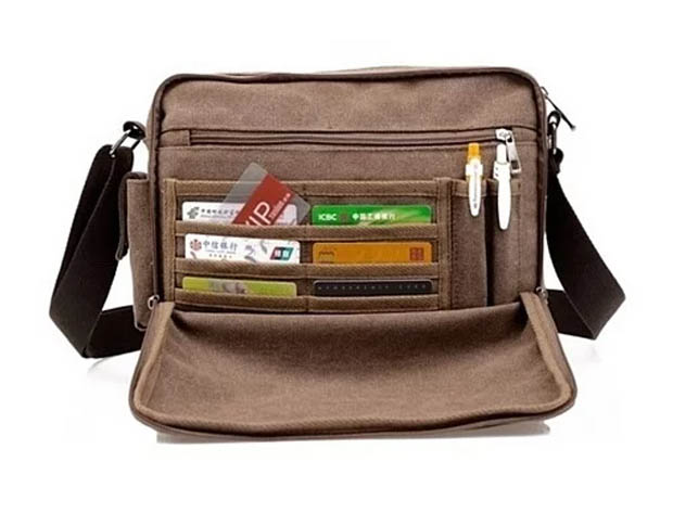 Deal: Crossbody Travel Bag