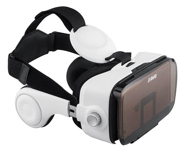 Deal: VR Headset with Audio