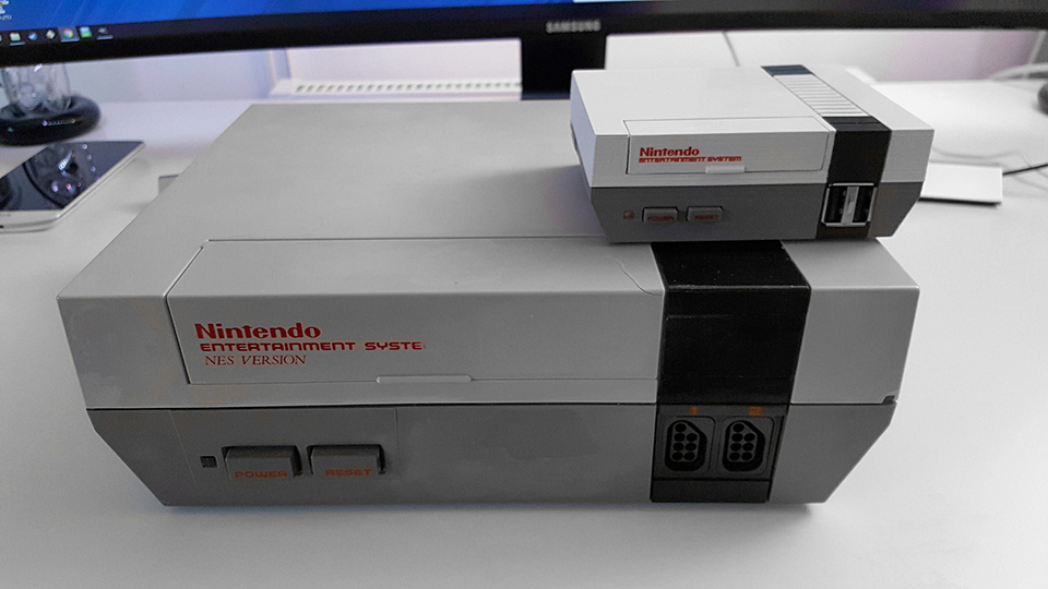 DIY Mini NES