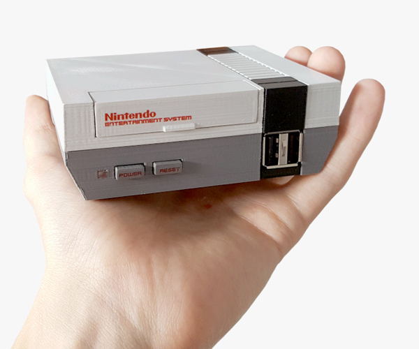 DIY Mini NES