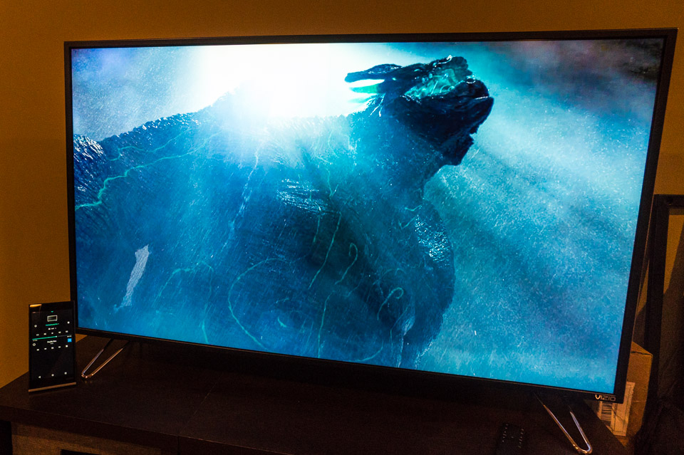 Dolby Vision HDR Tech