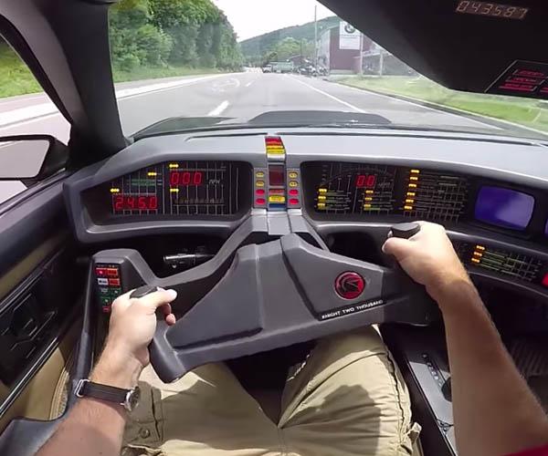 Driving K.I.T.T.
