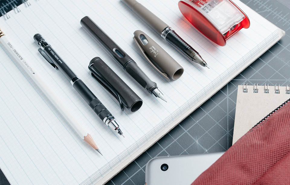 Best EDC Pens for School & Work