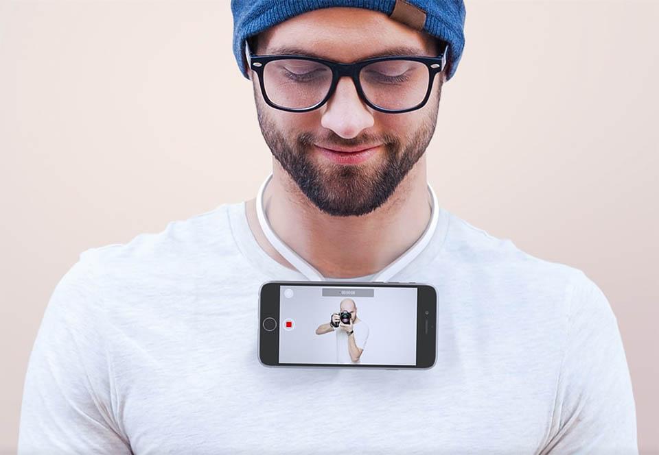 Povie Smartphone Mount