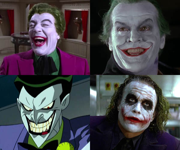 The Evolution of The Joker