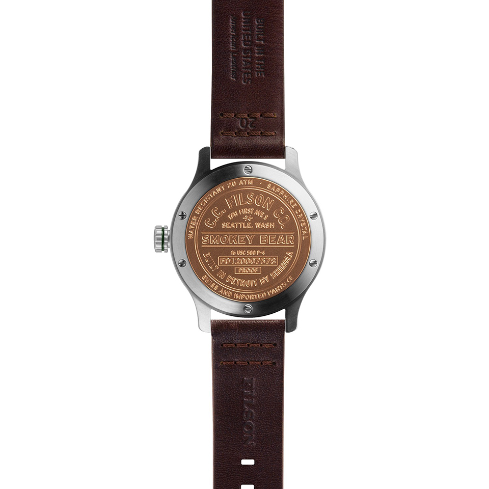 Filson The Smokey Bear Watch