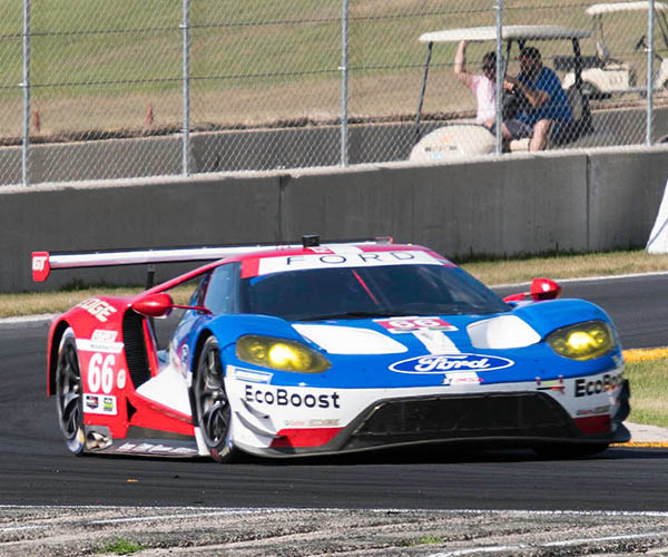 Ford GT: Sights & Sounds