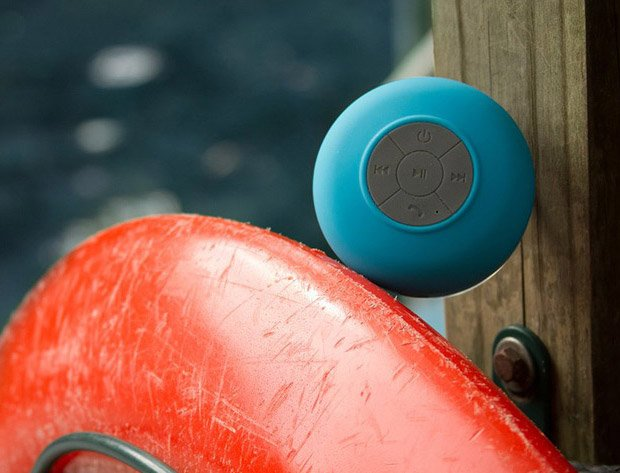 Deal: Splash Tunes Shower Speaker