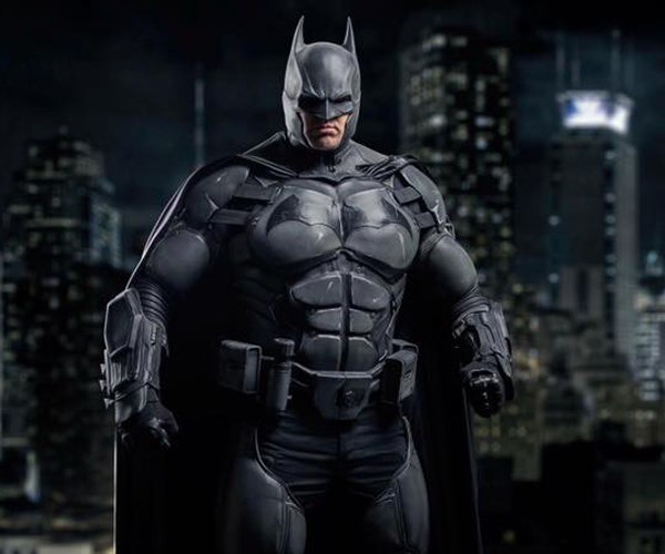 Gadget-filled Batman Cosplay