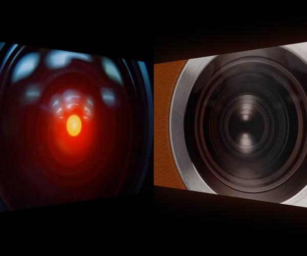 Reflections of HAL and Samantha