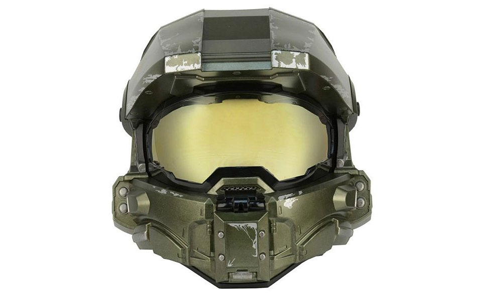 Halo Master Chief Motorcycle Helmet