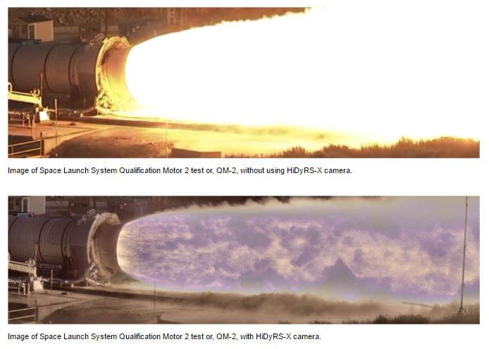 Inside a Rocket Fire