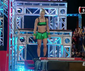 Jessie Graff: Ninja Warrior 2