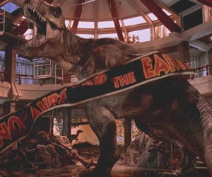 Jurassic Park: Pushing the Limits of VFX