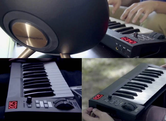 KOMBOS Modular Keyboard