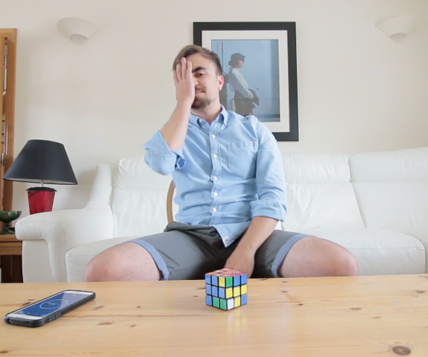 Learning to Solve a Rubik's Cube