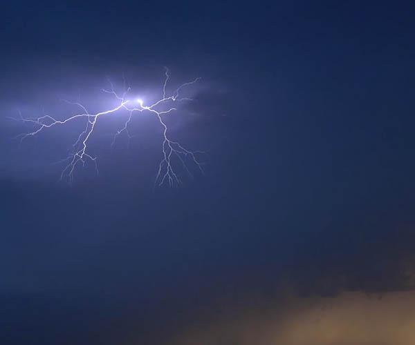 2.5 Minutes of Lightning