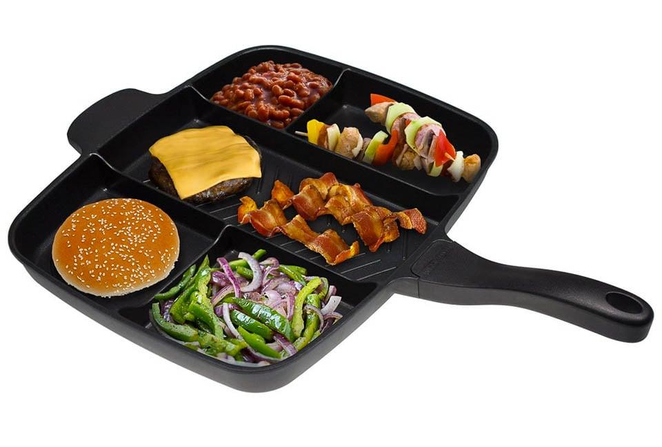 Deal: MasterPan Meal Skillet