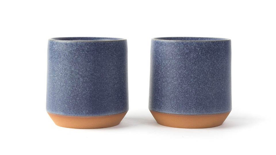 Ceramic Whiskey Tumblers