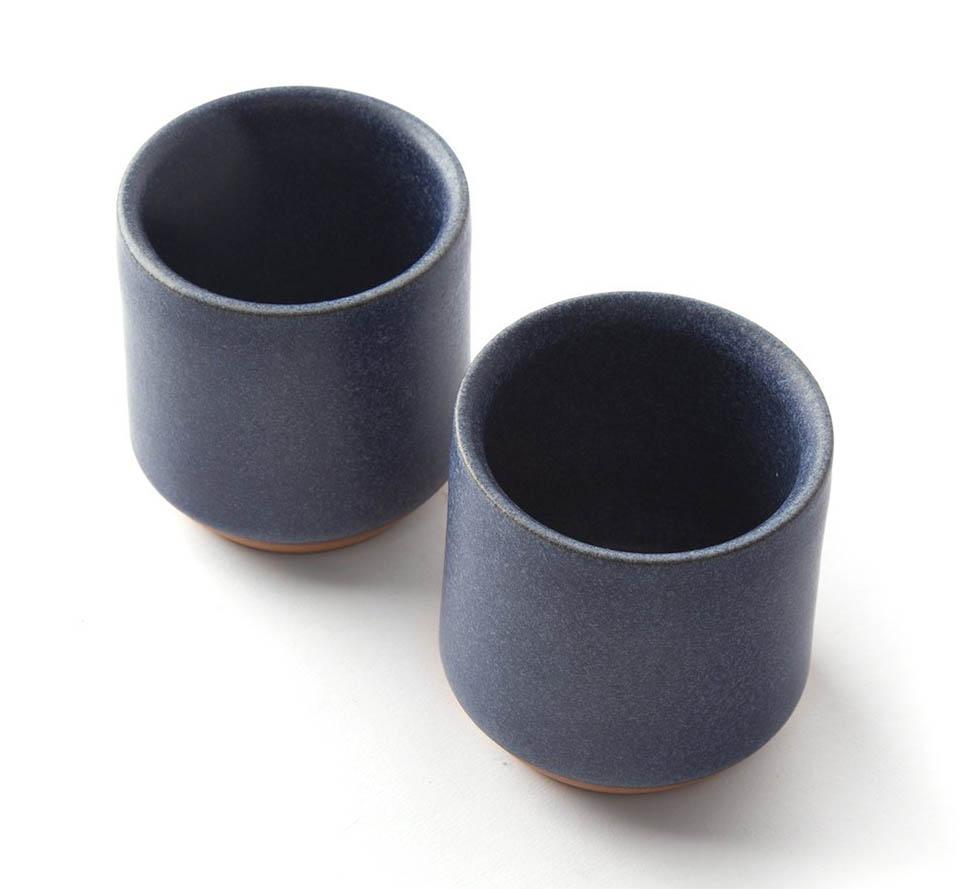 Ceramic Whiskey Tumblers