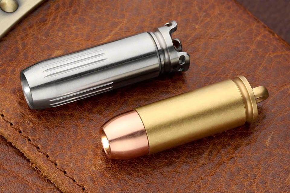 MecArmy Bullet Flashlight