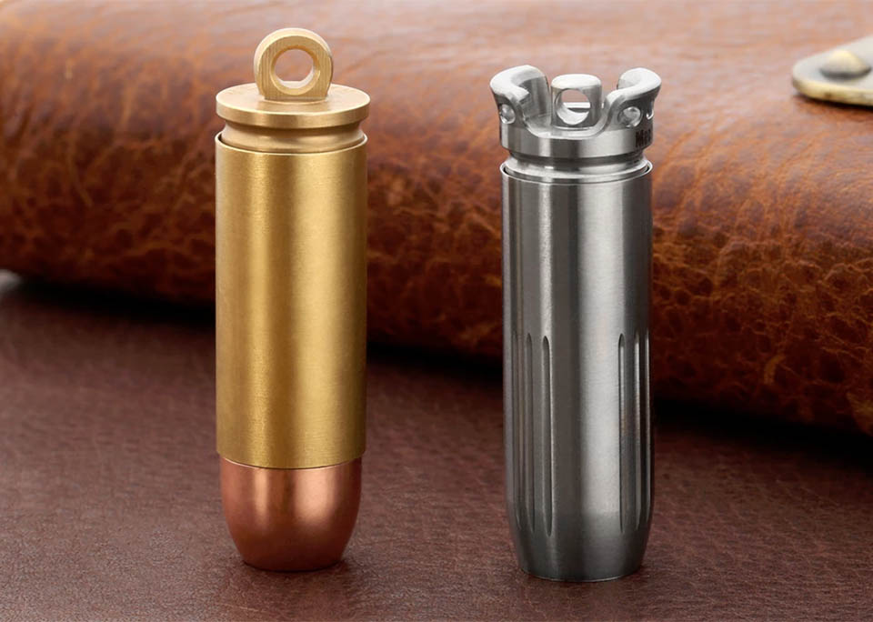 MecArmy Bullet Flashlight