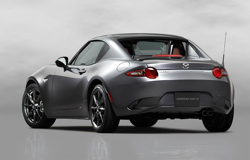 Mazda MX-5 RF Launch Edition