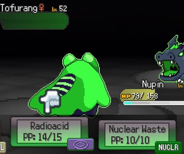 Pokemon uranium evolution - 2b0b