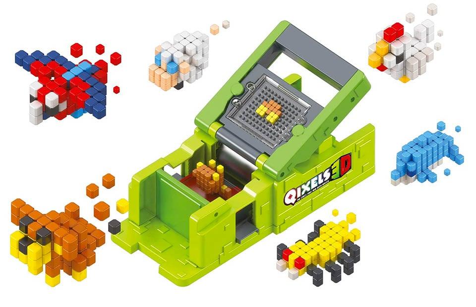 Qixels 3D Toy Printer