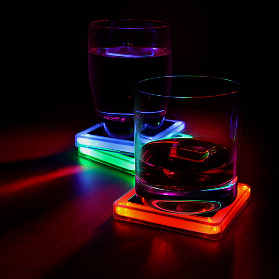 Radioactive elements coasters the awesomer - Radioactive coasters ...