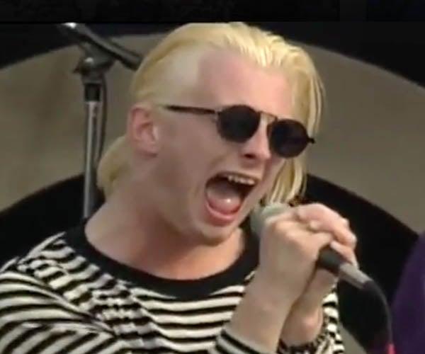 Radiohead c. 1993