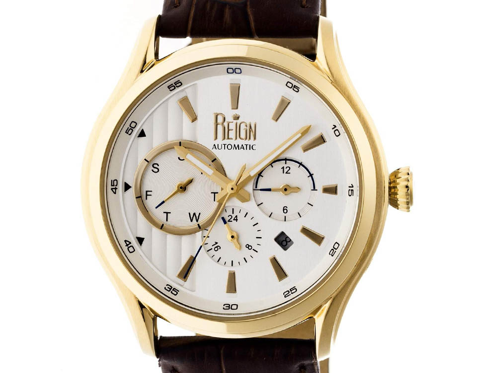 Deal: Reign Gustaf Automatic Watch