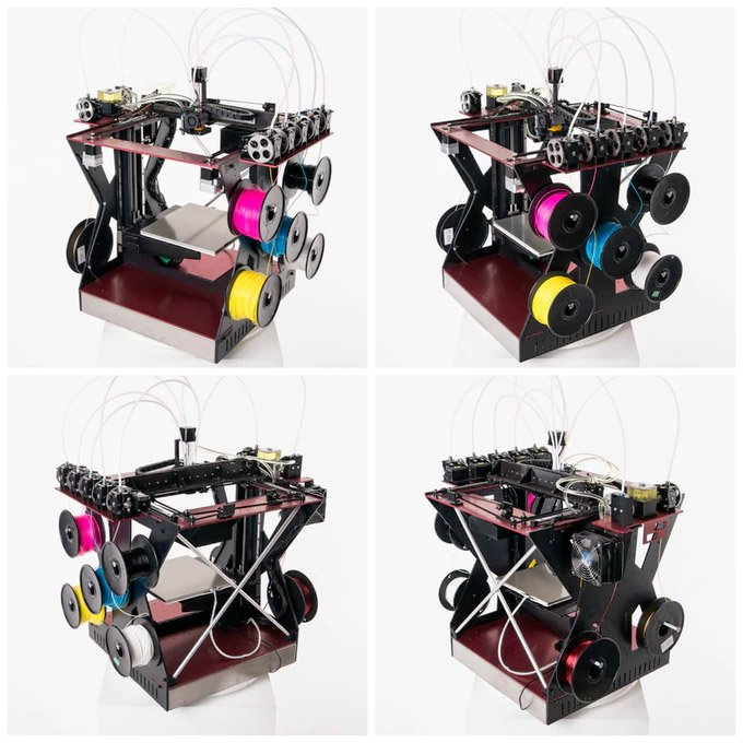 RoVa4D 3D Printer