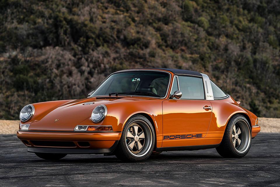 Singer Porsche 911 Targa Luxemburg The Awesomer
