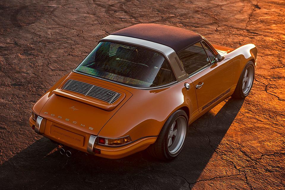 Singer Porsche 911 Targa Luxemburg